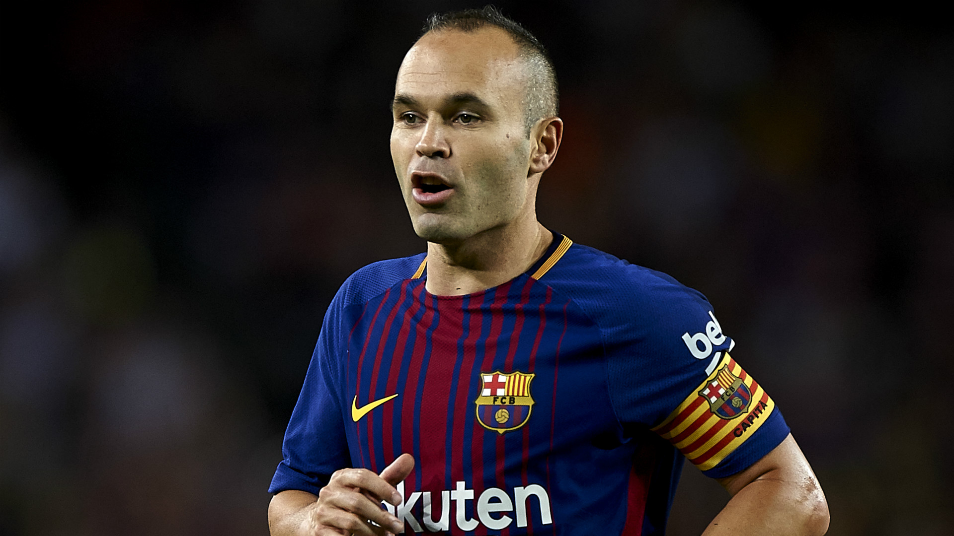 Iniesta set to wave goodbye to Barca