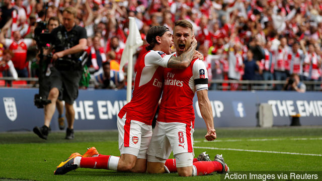 Lampard: Arsenal can build around Ramsey