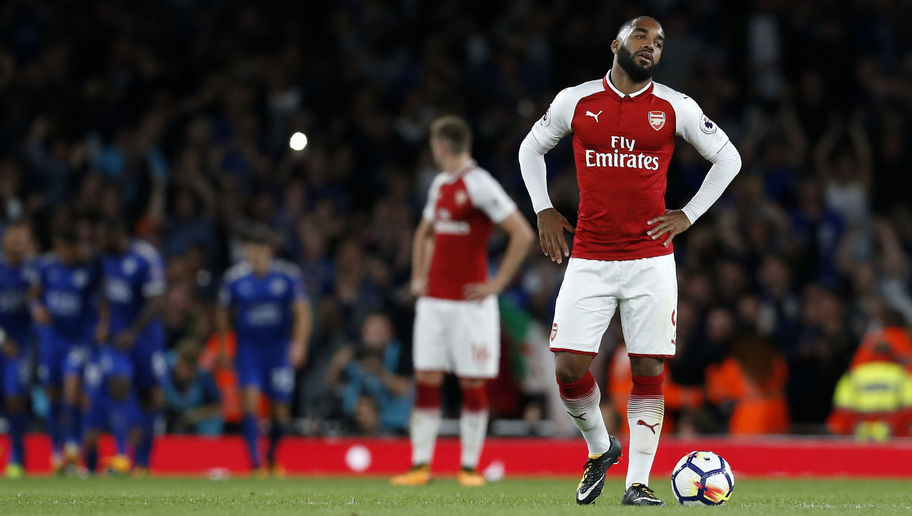 LACA-ZERO: Stats show Lacazette might win nothing this season