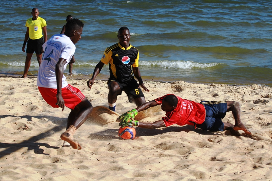 Clubs urged to speed up registration process as Beach soccer reveal kick off dates
