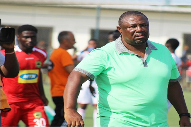 Paa Kwesi Fabin part ways with Asante Kotoko ?