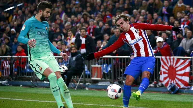 Barcelona furious at Pique