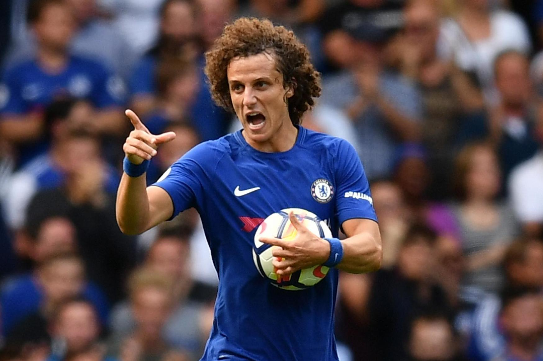 Luiz criticizes Chelsea's performance after draw to West Ham