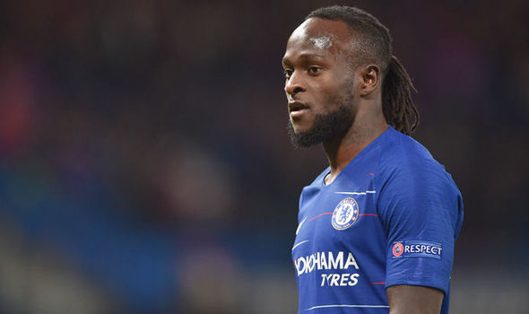 Nigeria's Victor Moses Suffers Huge Blow at Chelsea