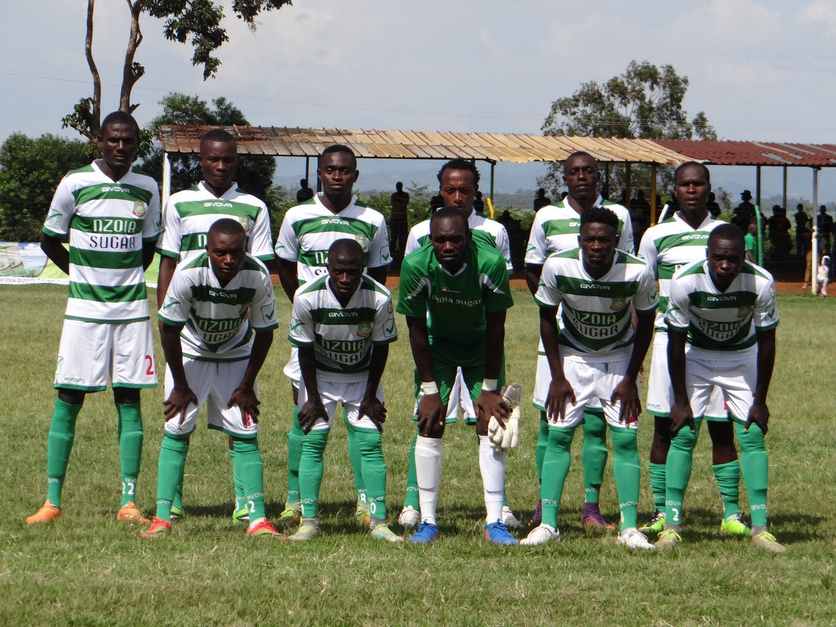 Wafula benched as Nzoia name team to play Bandari