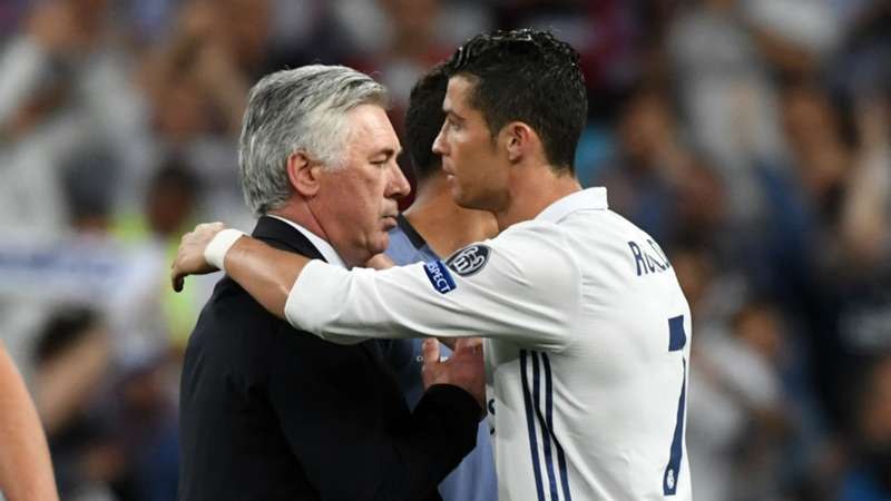 Ancelotti: This is why Ronaldo to Juve is good