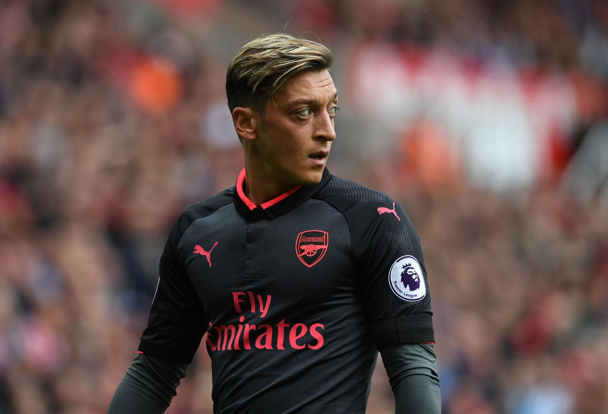 Ozil on his way out?