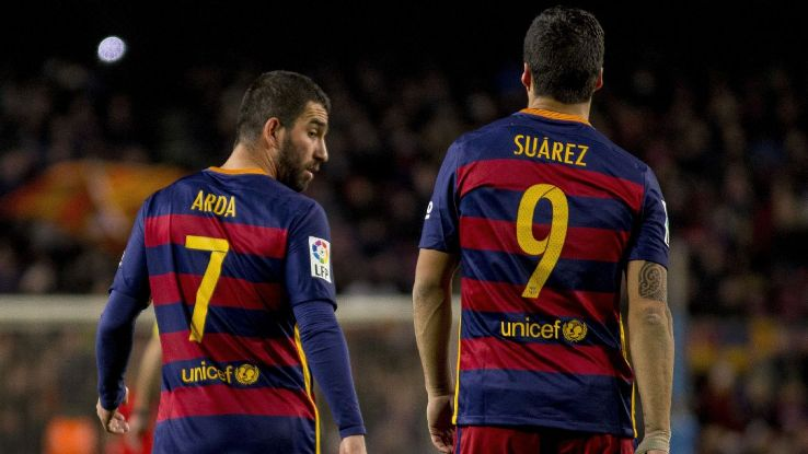 Double injury boost for Barca
