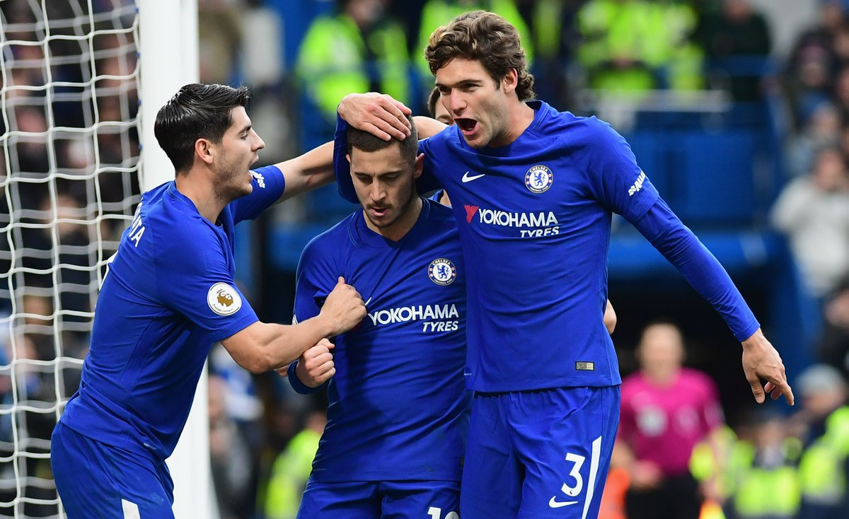 Chelsea star says he will NEVER leave
