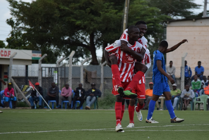 Ushuru thrash Bankers in crucial promotion duel