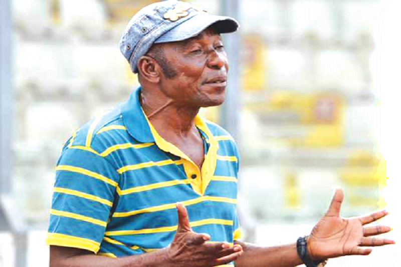 Stop experimenting with the Black Stars – Coach J.E Sarpong To Kwesi Appiah