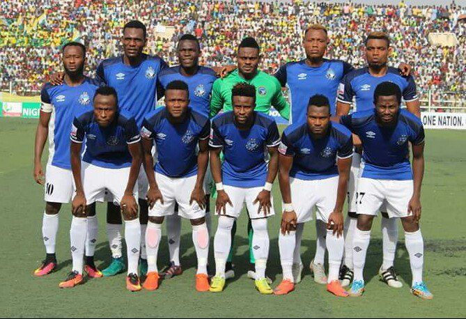 NPFL: Enyimba manage slim win over Remo Stars