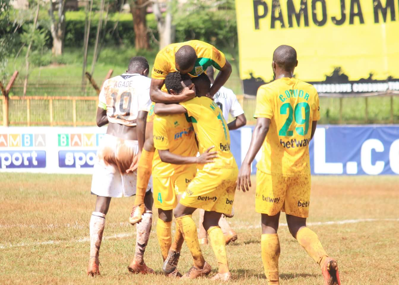 Mathare midfielder among new signings at Chemelil