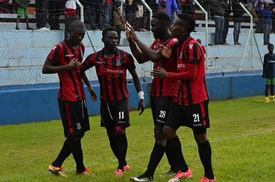 Chilufya not so impressed with three star Zanaco