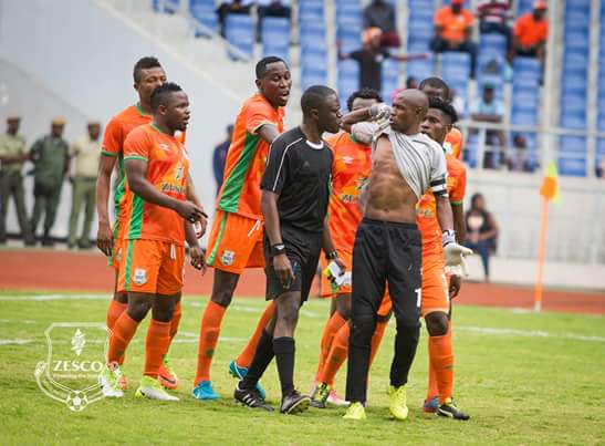 CAF CL: Zesco fires blanks in Zanzibar