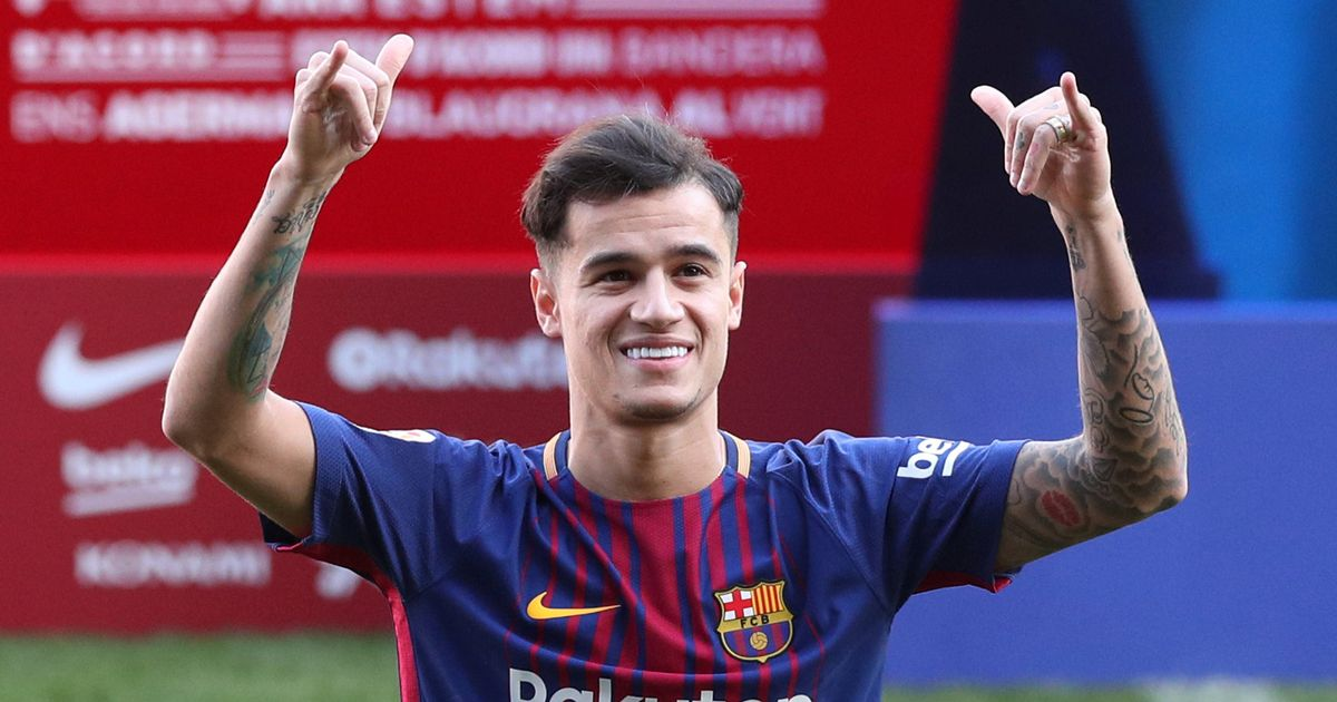 Coutinho: Barcelona form is not normal