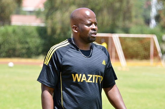 Wazito boss blames slow first half, wastefulness for loss