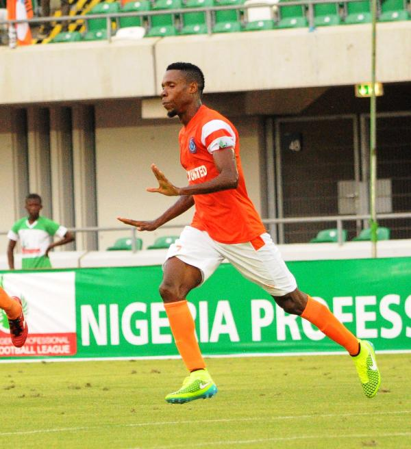 Ubong Friday beats Obaje to clinch VAT Wonder Goal award