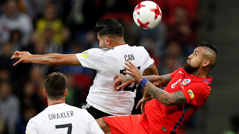 Chile v Germany: Who will claim Confed Cup glory?