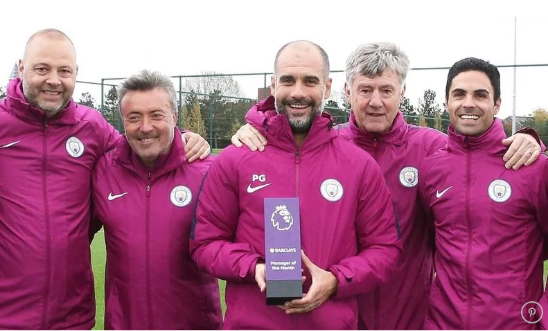 Premier League Player/Manager of the Month named