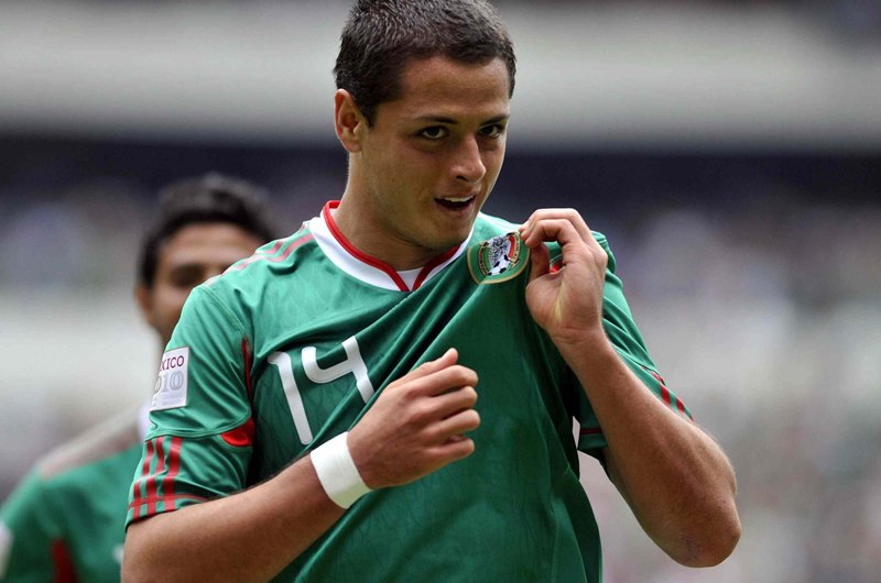 Chicharito becomes Hammers' 33rd striker in 7 years