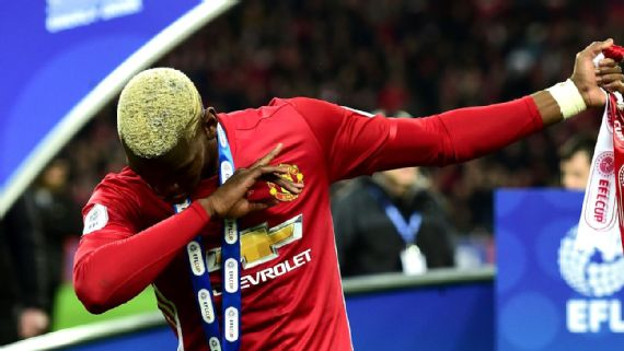 Pogba: Man United need to win everything