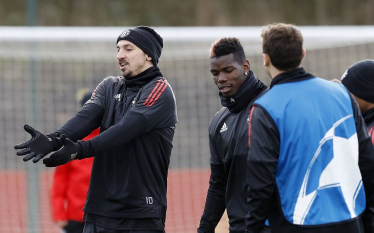 Boost for Manchester United ahead of Sevilla clash