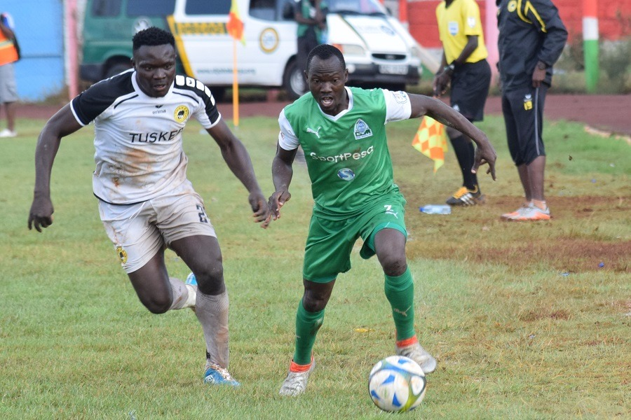 South African giants courting Gor Mahia defender