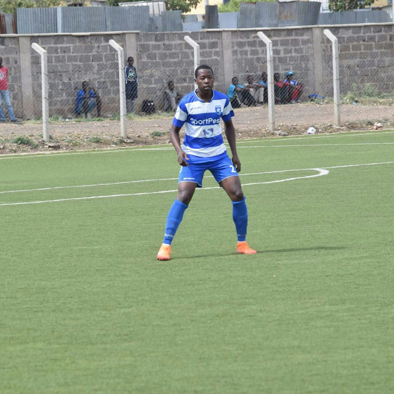 Leopards youngster eyes more accolades after Gotv Shield triumph
