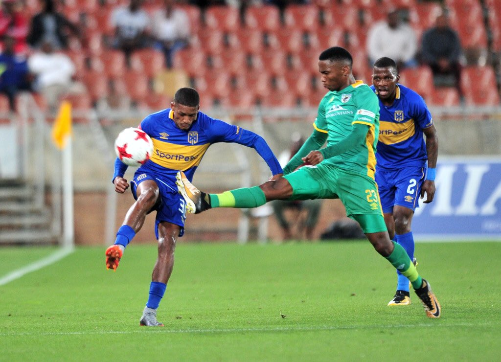 Kateregga, Masoud remain out as Cape Town stumble in PSL