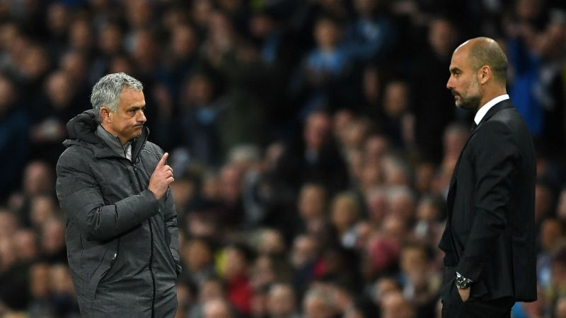 Silva Lie-ning: Mourinho accuses Guardiola of lying