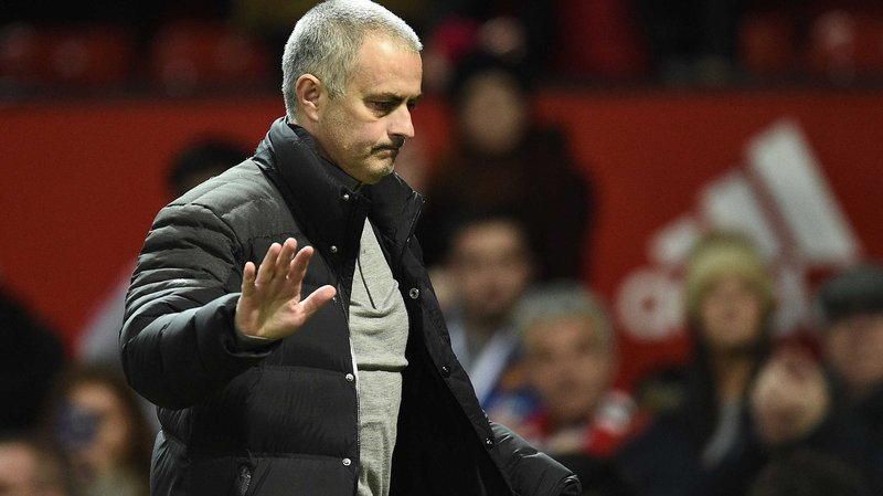 Mourinho set to axe two United players