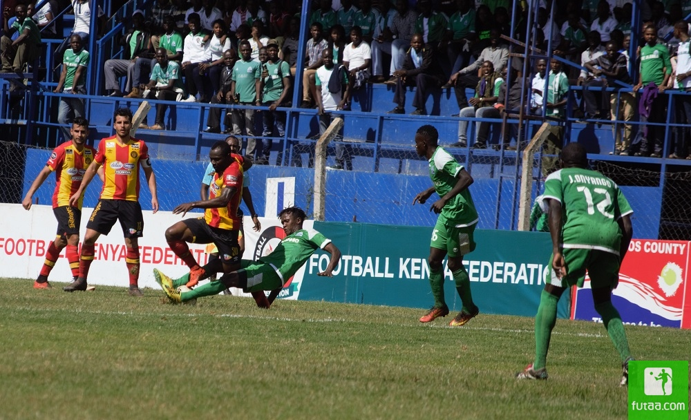Gor Mahia-USM clash to be aired live