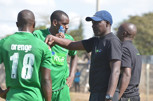 Kamau: We need to be dominant with our play