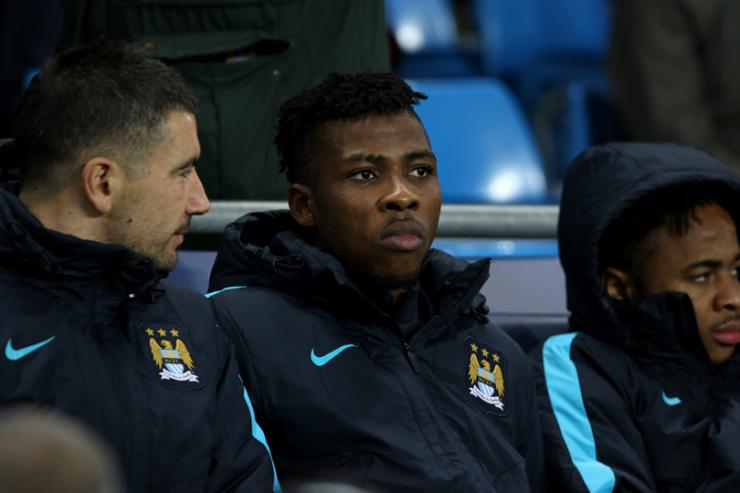 Crystal Palace join race for Iheanacho