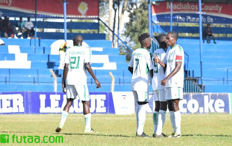 SoNy Sugar name the squad to face Ulinzi