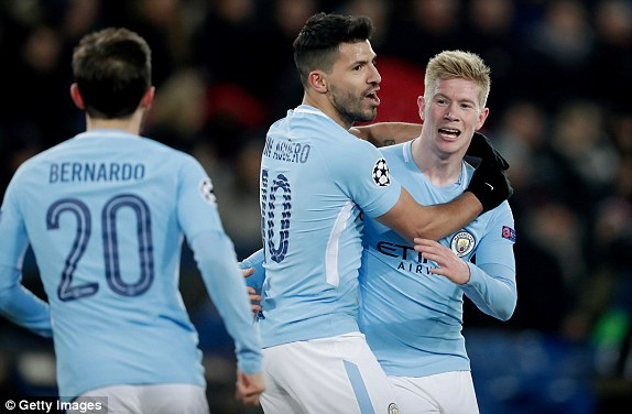 UEFA CL: Who will stop Man City?