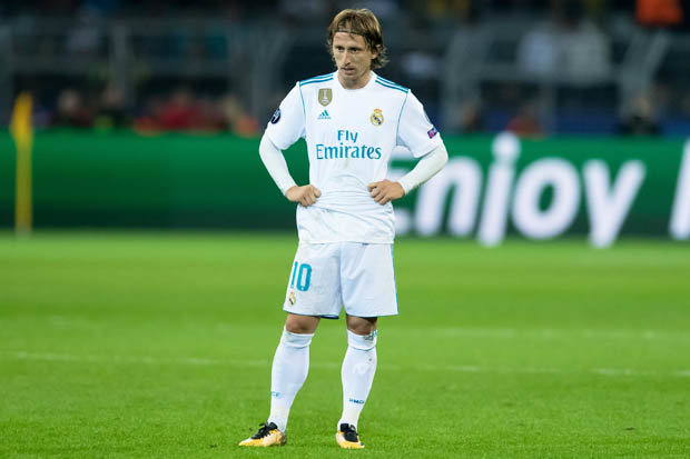 Modric asks to leave Real Madrid