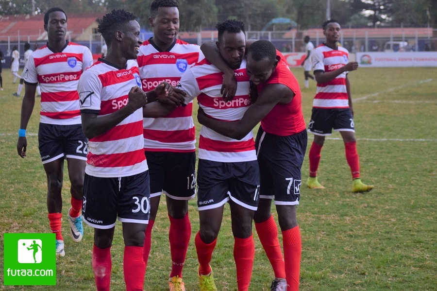 AFC Leopards Ugandan midfielder set for loan move