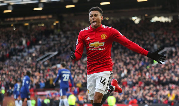 d5f516039 WC 2018  Lingard aims a dig at Manchester United