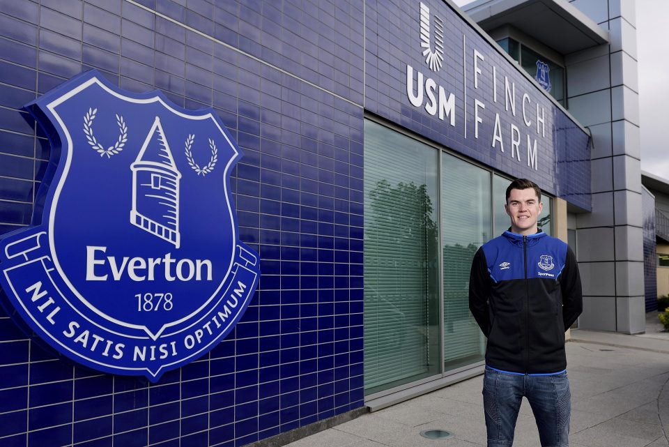Everton complete another major signing