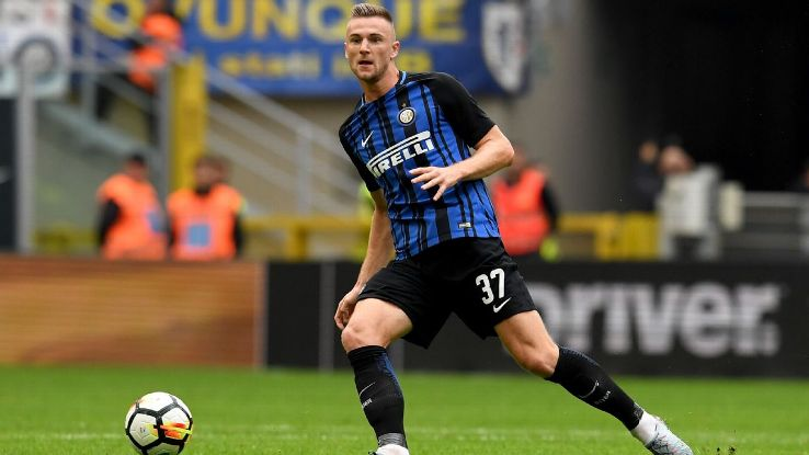 Inter Milan defender responds to Man Utd transfer links