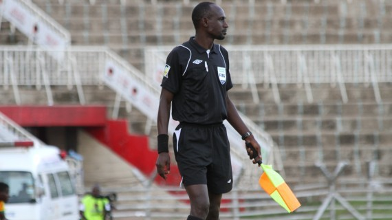 2018 WCQ: Kenyan, Caf best referee handed Egypt-Congo tie