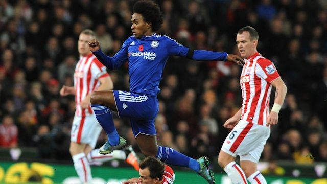 Stoke City v Chelsea: Will the Champs survive the Giant slayers?
