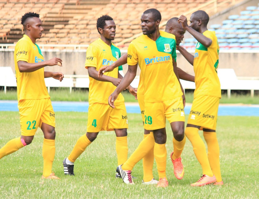 Mathare United demolish Hotspurs in friendly