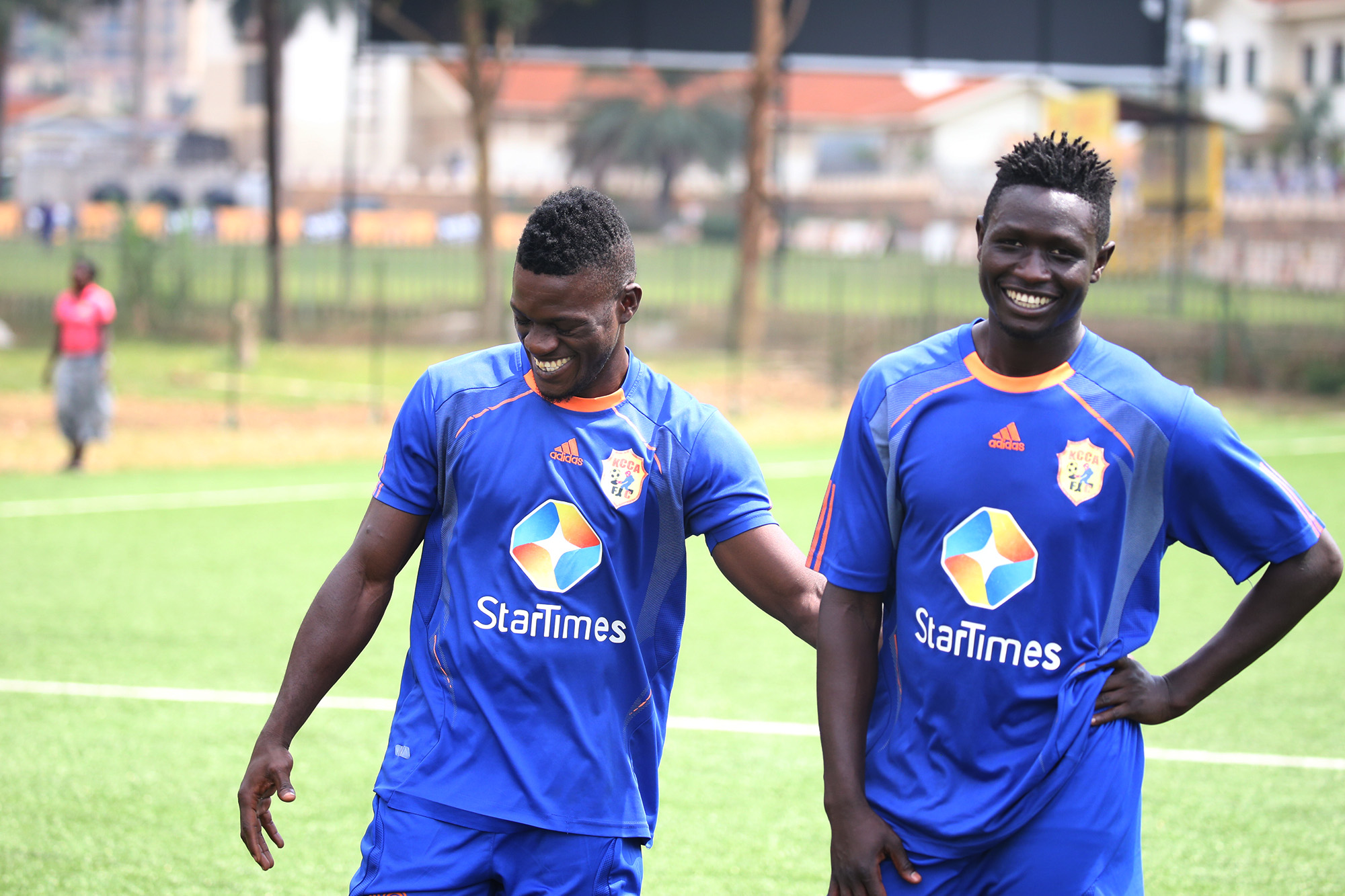 KCCA defender moves to Zambia