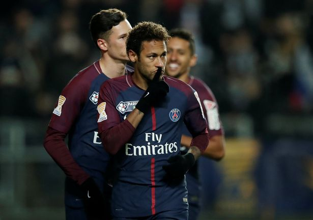 PSG star Neymar 'open to €400m Real Madrid move'
