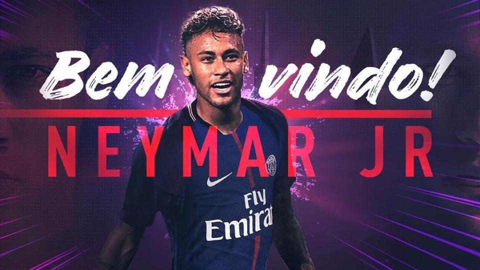 Neymar completes world record move to PSG
