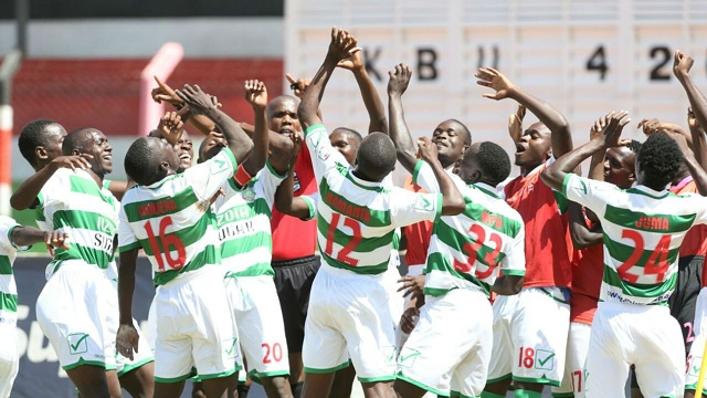 Nzoia Sugar crossing fingers for injured defender