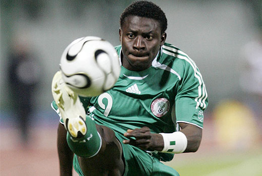 Obafemi Martins denies rejecting offer from Saudi Arabia club